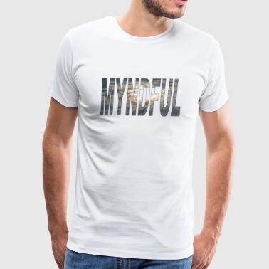 Mindfulness - Men's Premium T-Shirt
