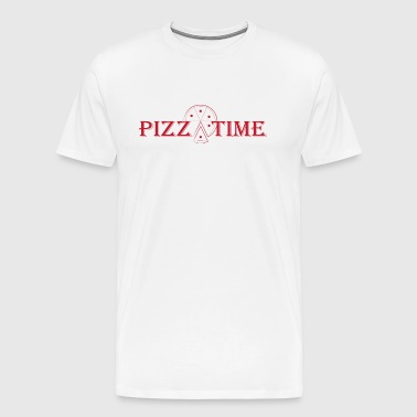 It`s Pizza Time - Men's Premium T-Shirt