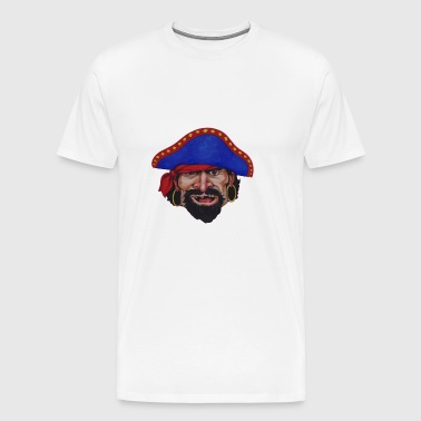 Bearded Pirate - Men's Premium T-Shirt