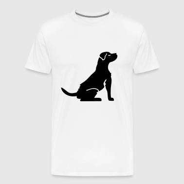Dog - Dog breed - Men's Premium T-Shirt
