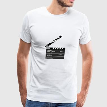 Stage Director Producer Movie Film Cinema Gift - Men's Premium T-Shirt
