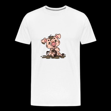 Dirty sow - Men's Premium T-Shirt