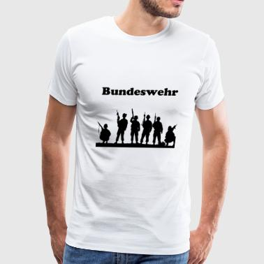 German Bundeswehr Design - Men's Premium T-Shirt