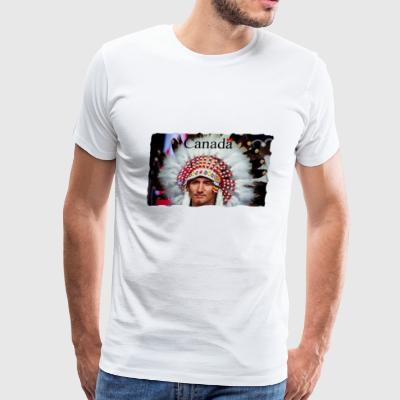 Chief Justin Canada - Men's Premium T-Shirt
