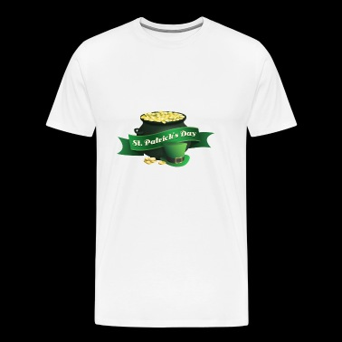 stpatricksday - Men's Premium T-Shirt