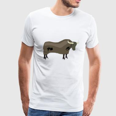 yak - Men's Premium T-Shirt