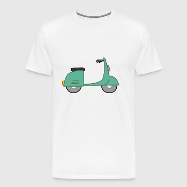 moped - Men's Premium T-Shirt