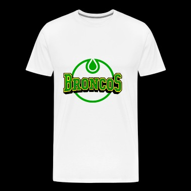 Humboldt Broncos for you - Men's Premium T-Shirt