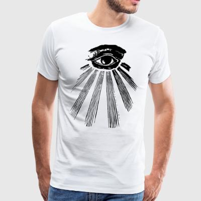 ALL SEEING EYE PROVIDENCE - Men's Premium T-Shirt