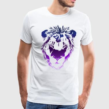 Tougher Than a Lion - Men's Premium T-Shirt