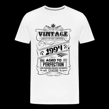 Vintage Aged To Perfection 1994 - Men's Premium T-Shirt