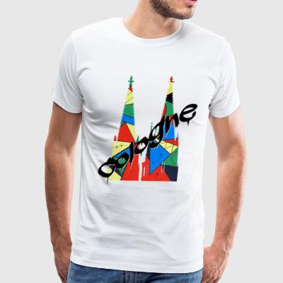Cologne - Men's Premium T-Shirt