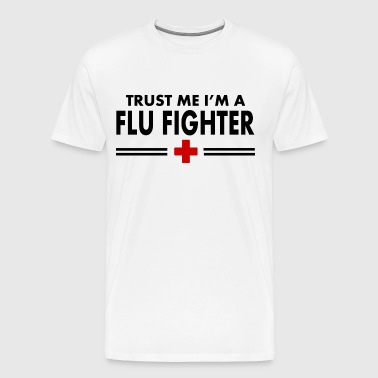 FLU 1.png - Men's Premium T-Shirt