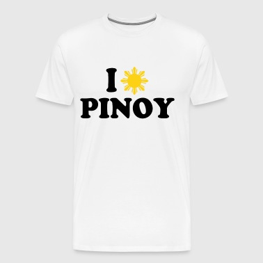 i_love_pinoy_tshirt - Men's Premium T-Shirt