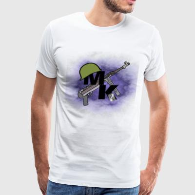 My New Logo - Men's Premium T-Shirt