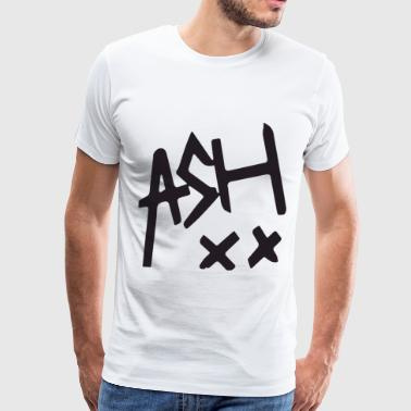 Ash Top 5Sos Ashton Irwin Tumblr Dope Band Music F - Men's Premium T-Shirt