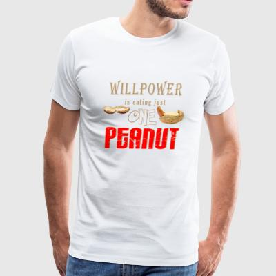 willpower - Men's Premium T-Shirt