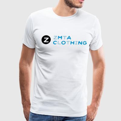 ZMTA logo products - Men's Premium T-Shirt