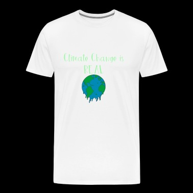 Climate Change - Men's Premium T-Shirt