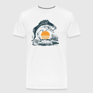 Big Bass - Men's Premium T-Shirt