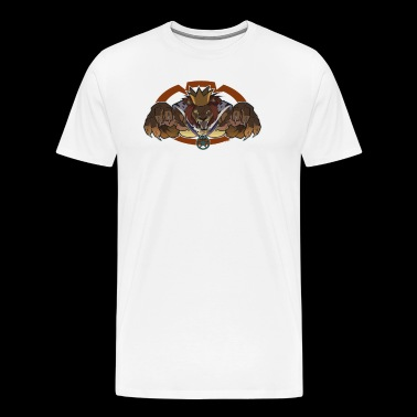 Elliott the Lion - Men's Premium T-Shirt
