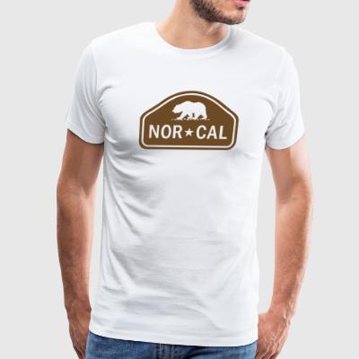 Nor Cal - Men's Premium T-Shirt
