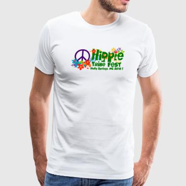 Hippie Tribe Fest! - Men's Premium T-Shirt