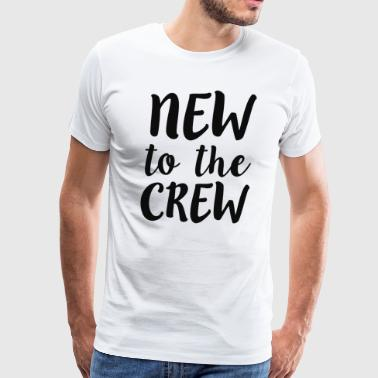 the crew - Men's Premium T-Shirt