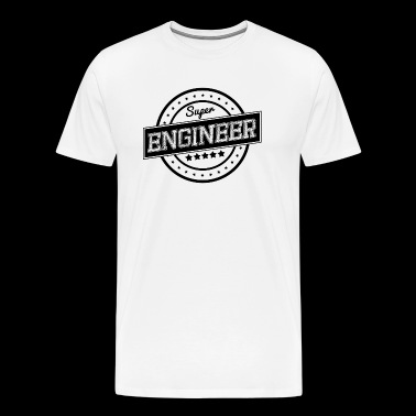 Super engineer - Men's Premium T-Shirt
