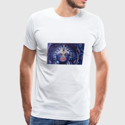 Ancient Alien Gal 1 - Men's Premium T-Shirt