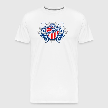 Welksburg High School Soccer - Men's Premium T-Shirt