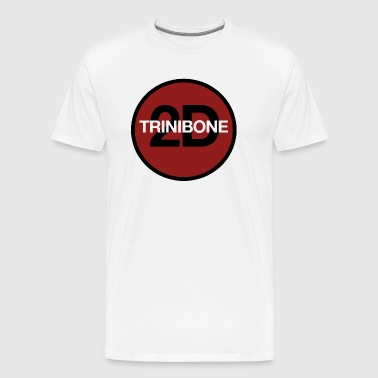 Trini 2 D Bone - Men's Premium T-Shirt