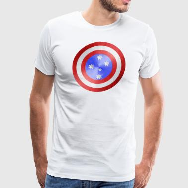 Southern Cross Australia - Men's Premium T-Shirt