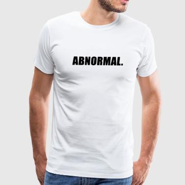 ABNORMAL - Men's Premium T-Shirt