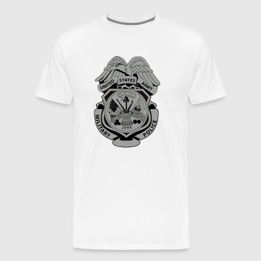 Army Military Police Badge - Men's Premium T-Shirt