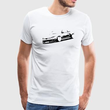 Tuning Car - Men's Premium T-Shirt