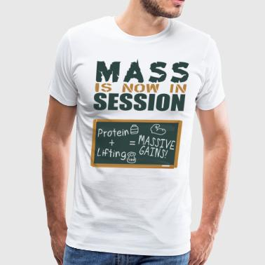 Mass is now in session - Men's Premium T-Shirt