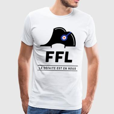 FE DE RATION FRANC AISE DE LA LOSE french t shirts - Men's Premium T-Shirt