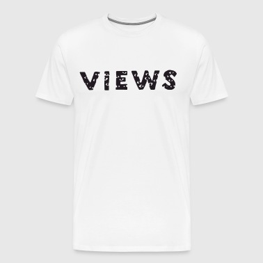 Drake Views From The Six Young Money Hiphop Dr - Men's Premium T-Shirt