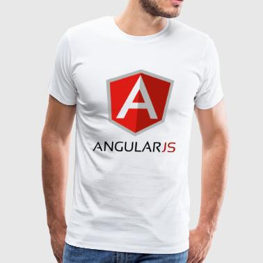 AngularJS - Men's Premium T-Shirt