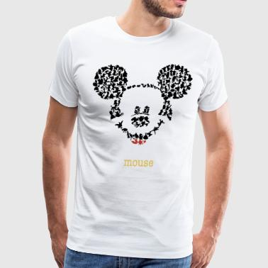 mickey mouse disney t shirts - Men's Premium T-Shirt