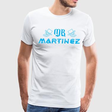 Mr Martinez - Men's Premium T-Shirt