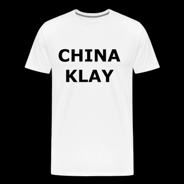 China Klay - Men's Premium T-Shirt