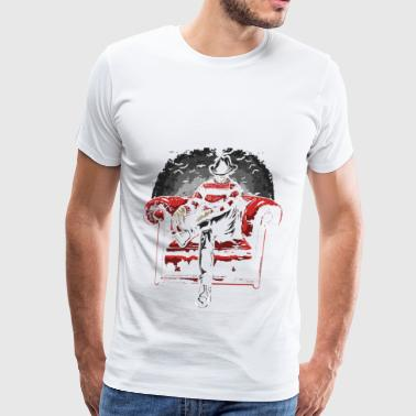 Nightmare Side - Men's Premium T-Shirt