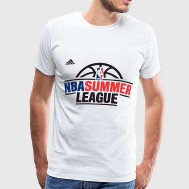 Adi das Nba Men s Summer League Aeroknit Basketbal - Men's Premium T-Shirt