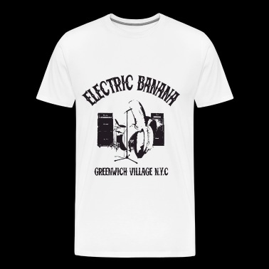 A Tribute To Spinal Tap Electric Banana Club Cult - Men's Premium T-Shirt