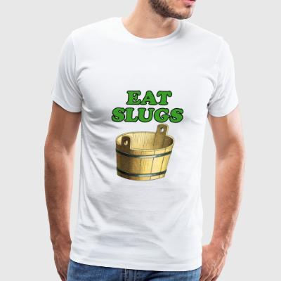 Eat Slugs - Men's Premium T-Shirt