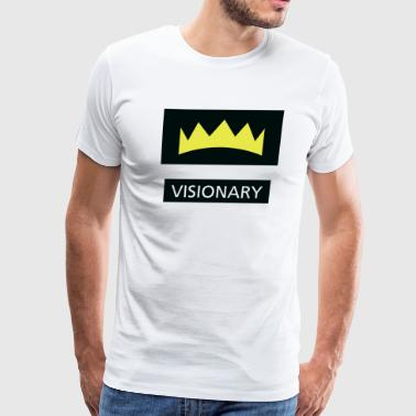 VISIONARY - Men's Premium T-Shirt
