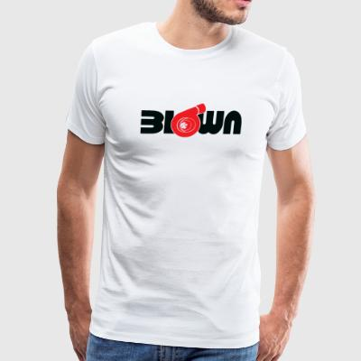 Blown Turbo - Blown Turbo - Men's Premium T-Shirt