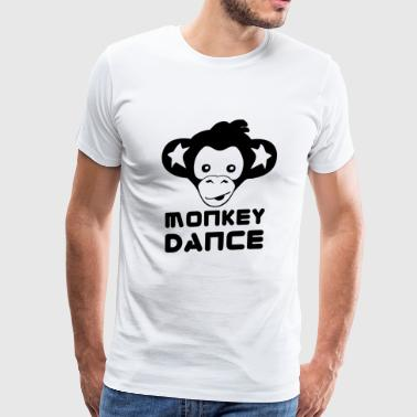Monkey Dance - Monkey Dance - Men's Premium T-Shirt